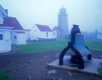 Monhegan Light & Fog Bell