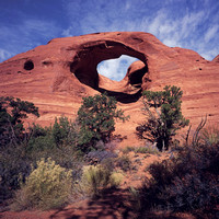 Spider Canyon Arch-SQ